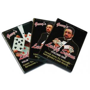 "Gerry's Lucky 7's ""The Ultimate Tricks With 4 Cards"""