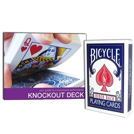 Bicycle Knockout Deck with Online Teaching