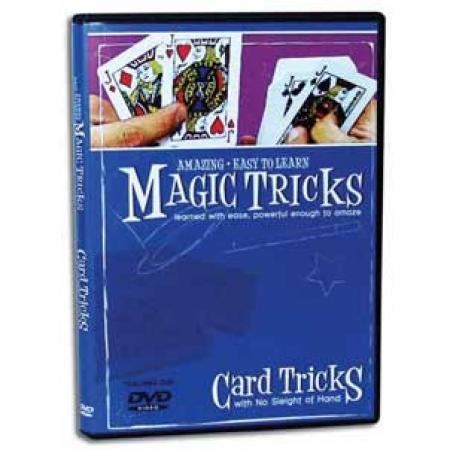 Amazing Easy To Learn Magic Tricks- Card Tricks with No Sleight