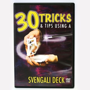 30 Tricks & Tips-Svengali Deck