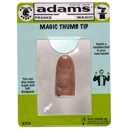 MAGIC THUMB TIP - SS ADAMS
