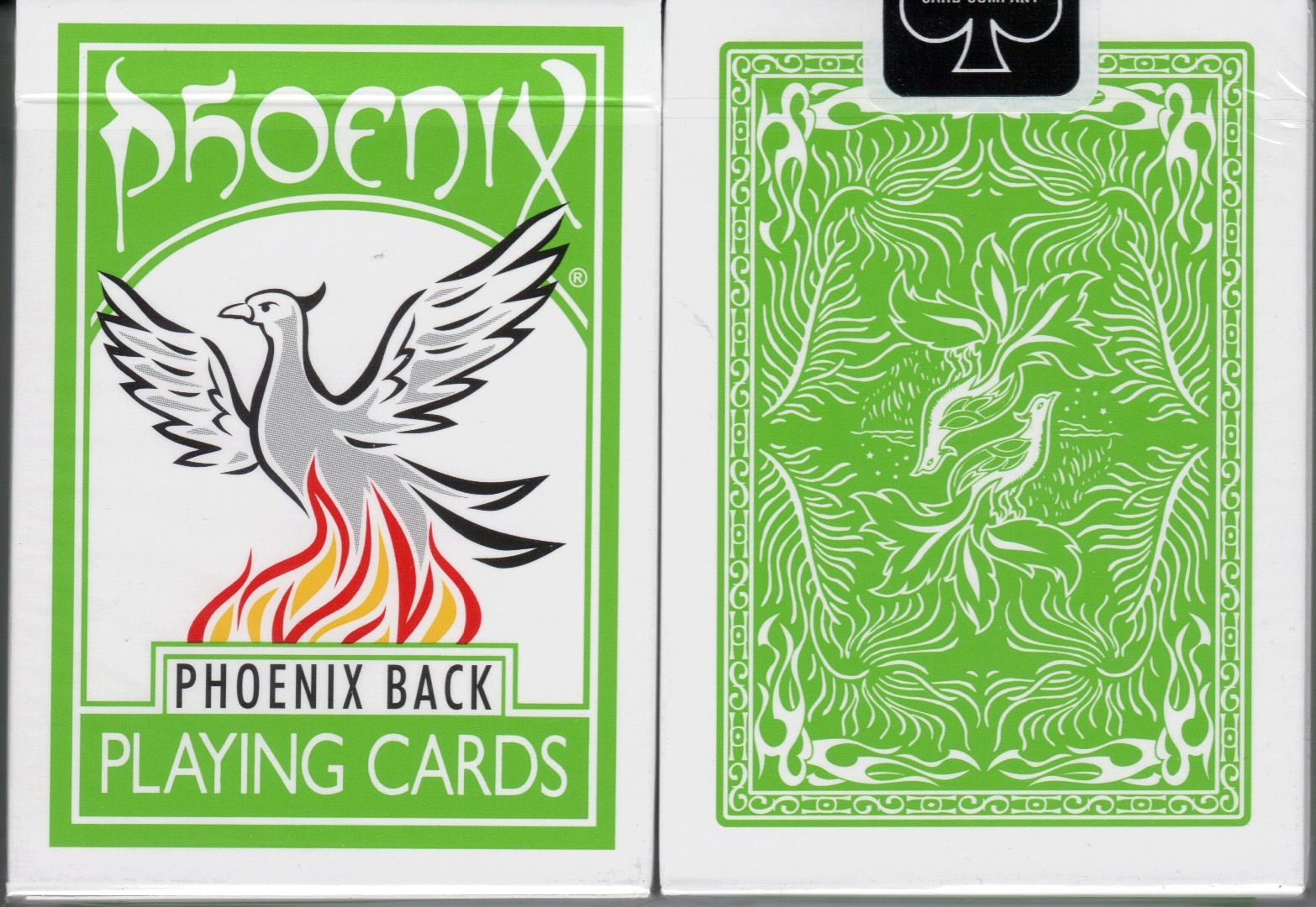 The Phoenix Deck - Green - Limited Edition